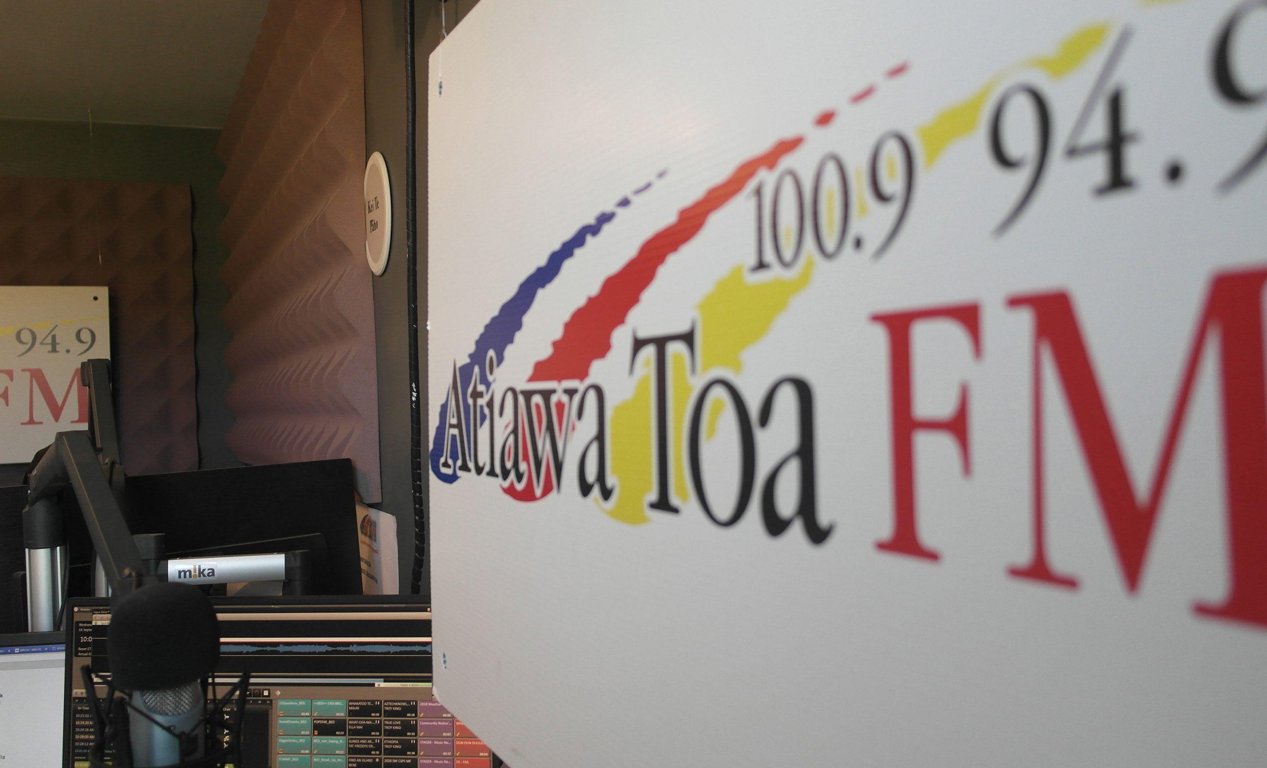 Te Atiawa Toa FM